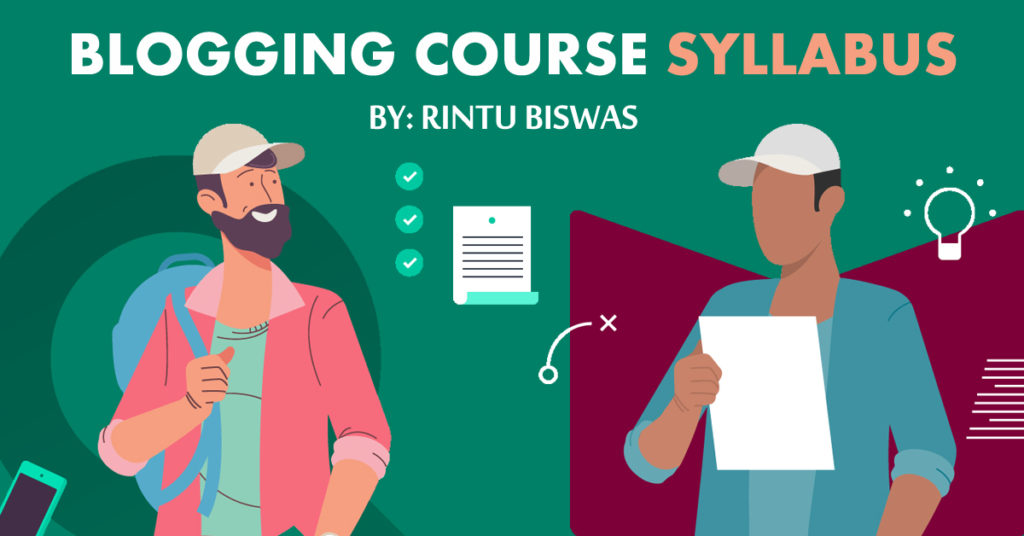 blogging course syllabus in Kolkata