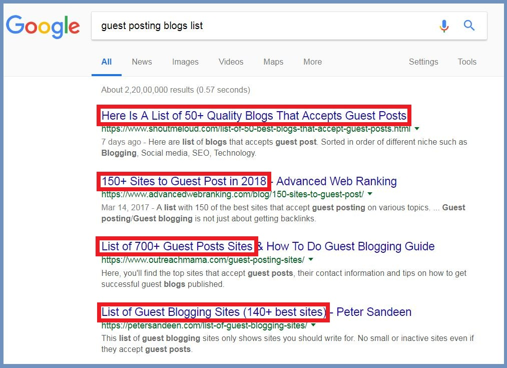 Guest Blogging: How to Do Guest Posting for SEO & Backlinks [2020]