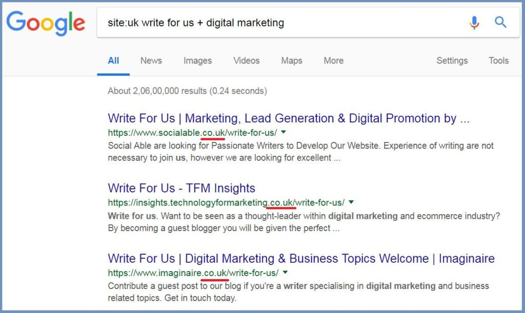 Local SEO write for us + digital marketing