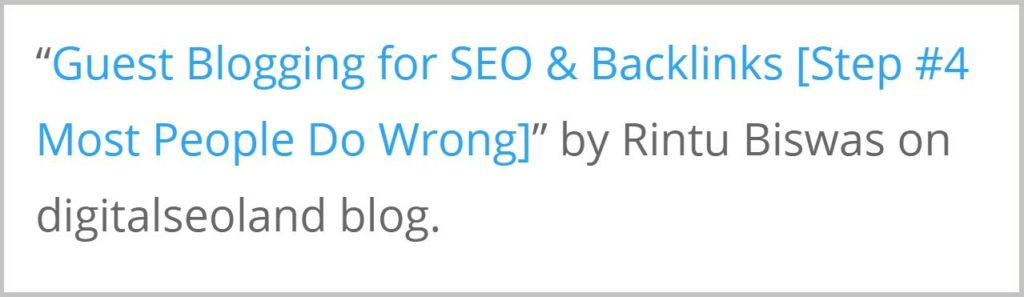Off Page SEO Backlinks 4