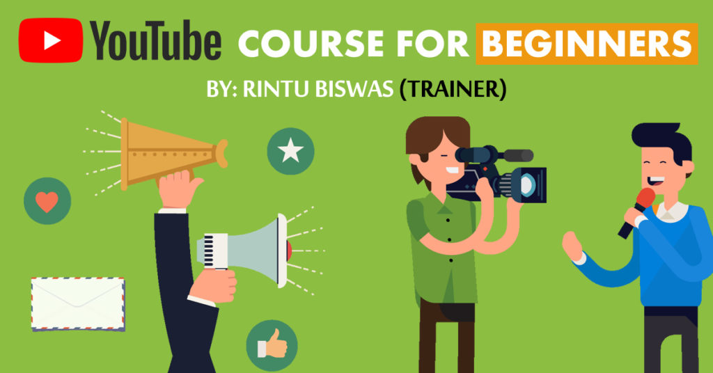 YouTube Course in Kolkata