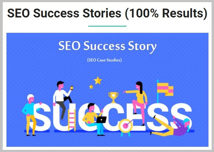 Local SEO Success Stories