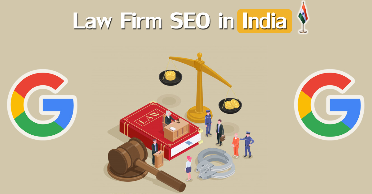 India Law Firm SEO Services