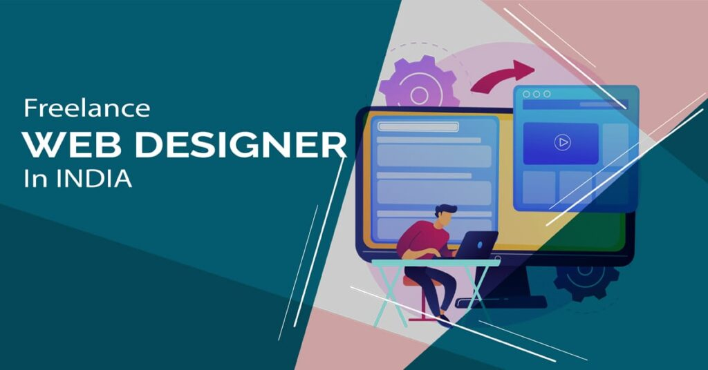 Freelance Web Designer In INDIA