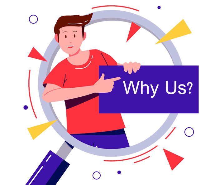 Reasons Why You Should Work With Us